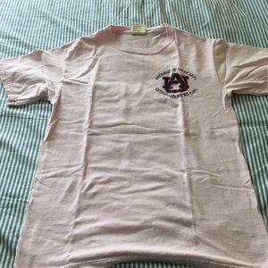 Auburn team spirit shirt.